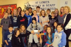 Lowes Elementary School announces fundraiser totals