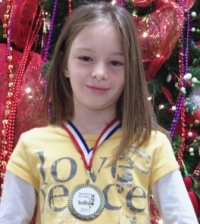 Graves student shines in Regional Deaf and Hard-of-Hearing Spelling Bee
