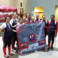 Graves softball team raises $54K for Special Olympics