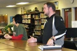 Hickman County seniors get help from HCHS grad
