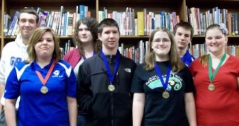 Graves County Students do well at district competition
