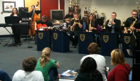 Murray State faculty members offer music workshops to schools in West Kentucky