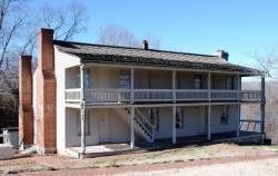 Rebel Gen. Simon Bolivar Buckner surrendered Fort Donelson but not his Kentucky hospitality.