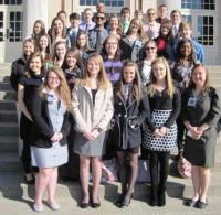 Hickman County FBLA students capture success