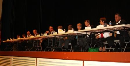 Blue Ribbon Panel on Tax Reform meets in Paducah