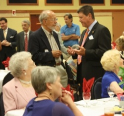 Annual Purchase Area Jefferson Jackson Dinner brings House leaders