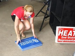 Signs, Signs, Everywhere Signs: the Art of Attack Ads at the 2012 Fancy Farm Political Picnic