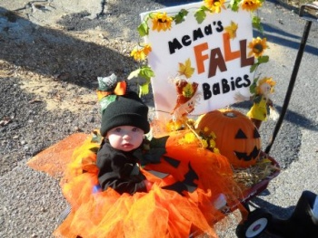 Clinton Halloween Parade is for young and young at heart