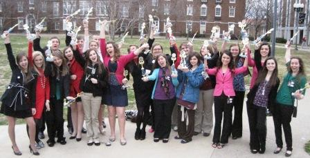 Hickman County High students bring home wins from FBLA