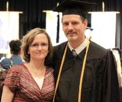 Modest Hero graduating from UTM