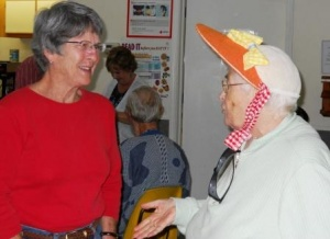 Old Duffers and Powder Puffers bring laughter to Senior Center