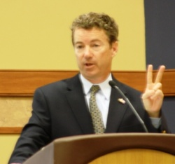 Sen. Paul's stand on raising minimum wage