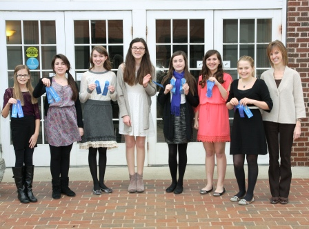 Speech students excel in MSU competition