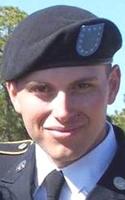 Pfc. Joshua Gray, 21, Van Lear KY