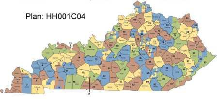 Cleaning up the Legislative Redistricting Mess from 2013