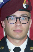 Spc. Christopher A. Landis, Independence KY