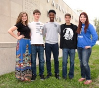 PTHS students chosen