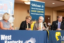 MSU & WKCTC sign transfer agreement
