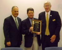 Speaker Stumbo honors retiring MSU Dr. Jack Rose