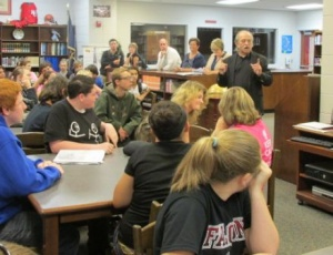 New Year for Hickman County High and Chamber Youth Leadership program