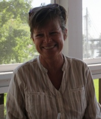 Kim Kraemer...West Kentucky Tourism Thinker