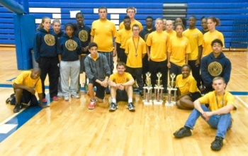 PTHS ROTC hosts Tornado Triumph