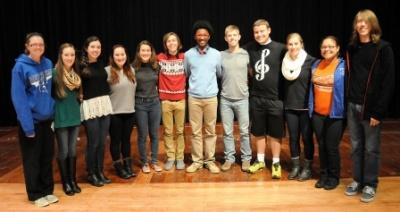 Thirteen Tilghman students selected for All-State Choir | Paducah Tilghman High School, music, education, KMEA