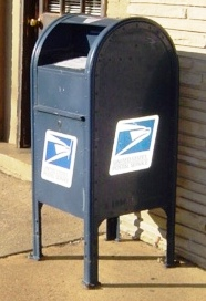 ACK! USPS Again Surveying Mailbox Use