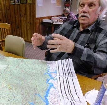 Rain doesn't dampen historians' enthusiasm | Hickman County Historical Society, history,