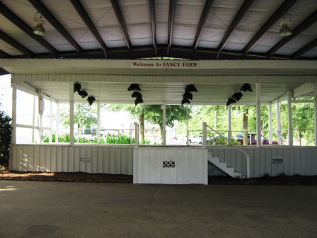 fancy farm pavilion