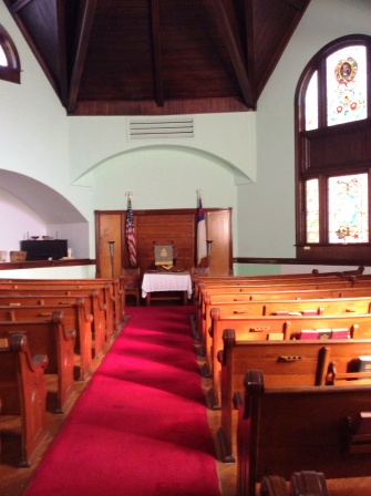 Historic First Christian Church named to National Register | Clinton Kentucky, Hickman County, history, religion, Christian Church, Disciples of Christ, National Register of Historic Places
