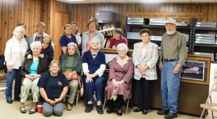 Garan employees reminisce on garment factory work | Historical Society, Hickman County Historical Society, Garan, factory, work,