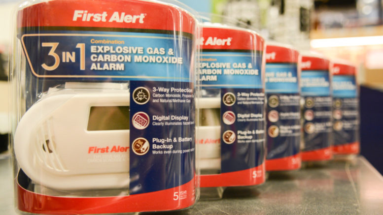 Gas detection devices lacking in state universities