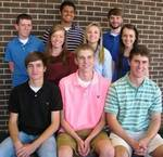2013 GCHS Governor's Scholars students