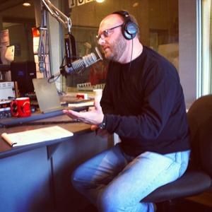 Todd Hatton interviewing Ivan Potter