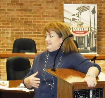 Mayor Teresa Cantrell shares branding tips