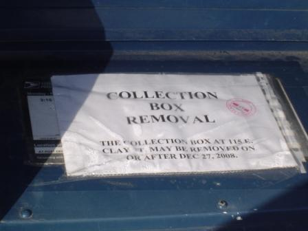 Postal Service again suffers from its half caff governmental status