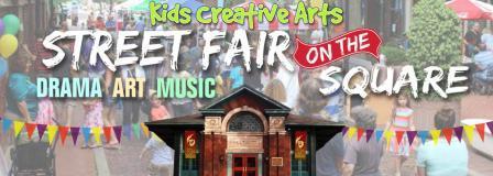 August 20th - Market House Theatre Street Fair