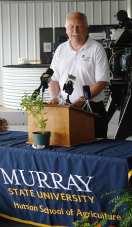 Stronger than Oak - MD Company to open hemp plant in Murray 2019