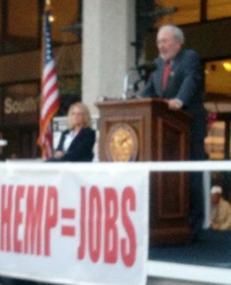 Sen. Joey Pendleton, Hopkinsville Democrat