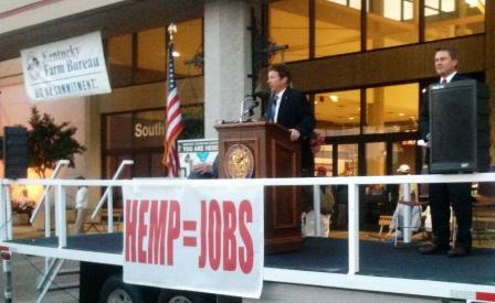 Hemp bill clears KY Senate
