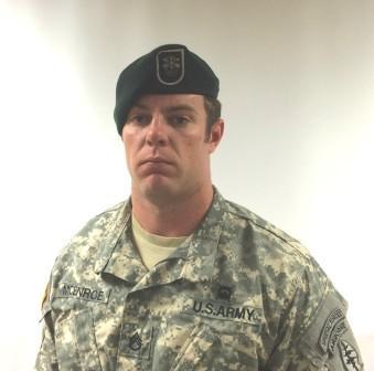 Fort Campbell Soldier: Staff Sgt. Kevin J. McEnroe