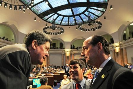 Budge or Not to Budge - The Ky Budget Debate