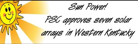 PSC Approves Big Rivers Electric Solar Energy Projects