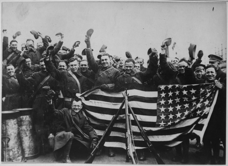 Historical Society seeking descendants of WW I vets