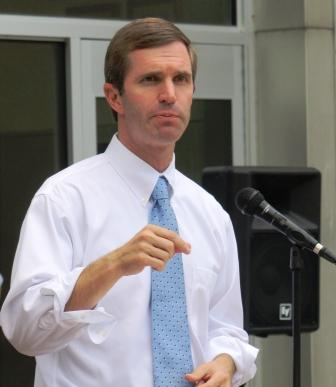 AG Beshear first to jump into KY governor's race