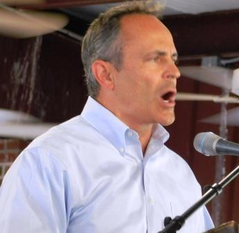 Unbowed Bevin loses to Beshear