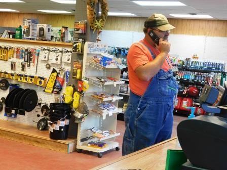 Small hardware store expands with sweat equity