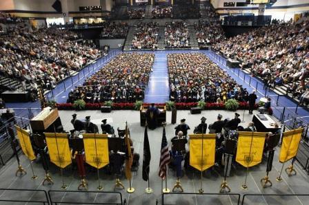 MSU graduates 1,195 December 2016