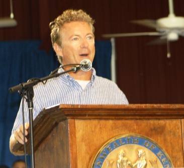 Fancy Farm 2016: Senator Rand Paul: America must defend borders